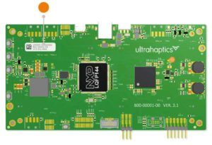 Ultrahaptics TOUCH Logic Board