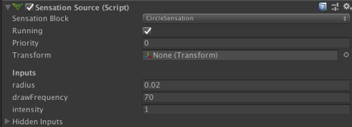 Unity quick start guide